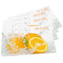 Prestieranie Pomaranč, 43 x 28 cm, sada 4 ks
