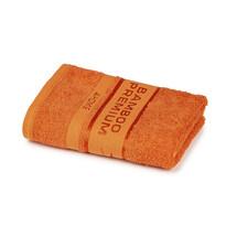 4Home Ręcznik Bamboo Premium pomarańczowy, 50, 50 x 100 cm