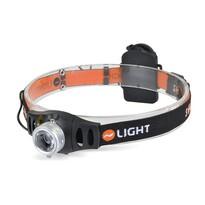 Solight WH22 Čelová LED svítilna stmívatelná Cree  3Q, černá
