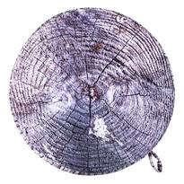 Siedzisko Pieniek szary, 40 cm