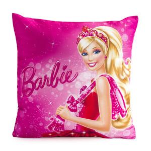 Vankúšik Barbie ružová, 40 x 40 cm