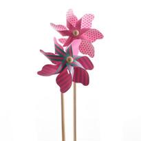 Veterník ružová, pr. 17 cm