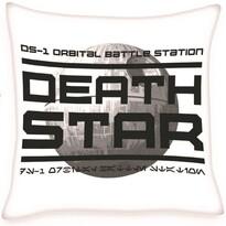 Vankúšik Star Wars Death Star 2, 40 x 40 cm