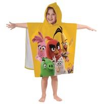 Poncho pentru copii Angry Birds together, 60 x 120 cm