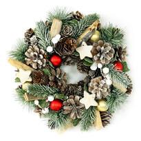 Vianočný veniec Almonte, pr. 29 cm