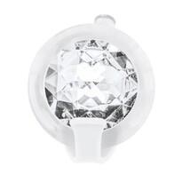 Cârlig Kleine Wolke Diamond, alb