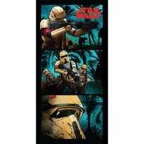Osuška Star Wars Stormtroopers, 70 x 140 cm
