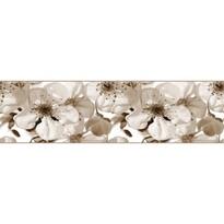 Samolepicí bordura Jabloňový květ, 500 x 14 cm