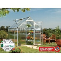 Skleník LanitPlast Mythos 6 x 8 skleník 185 x 248 cm