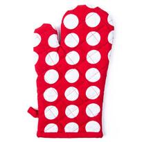 4Home Edényfogó Piros pötty, 18 x 30 cm