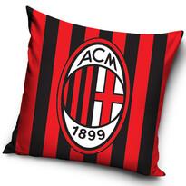 AC Milán Stripes kispárna, 40 x 40 cm