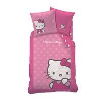 Dětské bavlněné povlečení Hello Kitty Camille, 140 x 200 cm, 70 x 90 cm