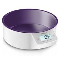 Sencor SKS 4004VT kuchynská váha, fialová