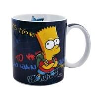 The Simpsons Kubek ceramiczny Bart 320 ml