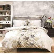 Bavlnené obliečky Giselle béžová, 140 x 220 cm, 70 x 90 cm