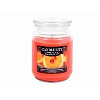 Lumânare parfumată Candle-lite Citrice însorite, 510 g