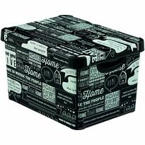 Curver Deco's box s vekom Stockholm S Home