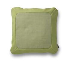 Vankúšik Frame 50 x 50 cm, zelený
