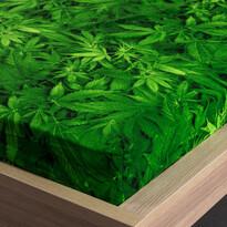 Prestieradlo Aromatica, 90 x 200 cm