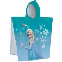 Dětské pončo Ledové království Frozen Enjoy, 60 x 120 cm