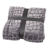 4Home deka Imperial šedá, 150 x 200 cm