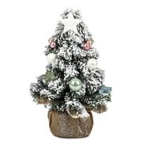 Vianočný stromček Orbio sivá, 30 cm