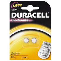 Baterie Duracell LR44 2 ks