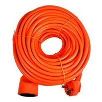 Sencor SPC 46 prodlužovací kabel 1 zásuvka spojka 20 m oranžový