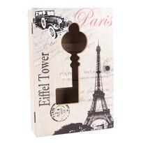 Skrinka na kľúče Eiffelová veža