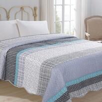 Narzuta na łóżko Pasy, 220 x 240 cm