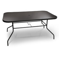 FIELDMANN FDZN 5030 AL Stôl čierna doska
