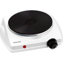 Sencor SCP 1500 elektrický jednoplotýnkový vařič, bílá