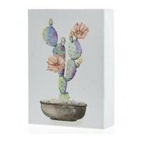 Obraz Kaktus Pryšec, 13 x 18 cm