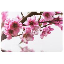 Cseresznyevirág alátétek 28 x 43 cm, 4 db-os szett