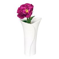Keramická váza Lora, biela