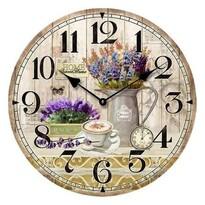 Nástenné hodiny Caffé, 34 cm