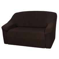 4Home Pokrowiec multielastyczny na sofę, brązowy