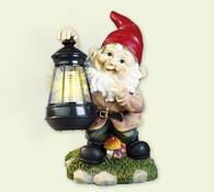 Solárna lampička trpaslík