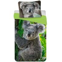 Bavlněné povlečení Koala, 140 x 200 cm, 70 x 90 cm