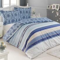 Lenjerie de pat din crep Aras, 220 x 200 cm, 2 buc. 70 x 90 cm
