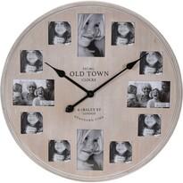 Nástenné hodiny Photo, pr. 60 cm