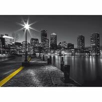 Fototapeta XXL Bostonské nábřeží 360 x 270 cm, 4 díly