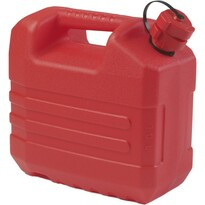 Benzínový kanystr červená, 10 l