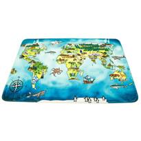 Dětský koberec svět, 76 x 117 cm