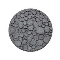 Benco Gumový nášľap na záhradu Kameň, sivá