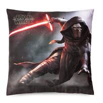 Star Wars VII kispárna, 40 x 40 cm