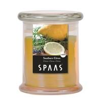 SPAAS Vonná svíčka ve skle Southern Citrus, 11 cm