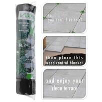 Textilie na hubení plevele 8 x 1,5 m
