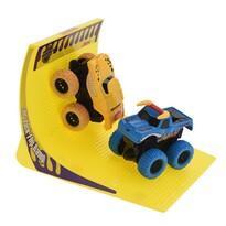 Dětský hrací set Monster truck, žlutá