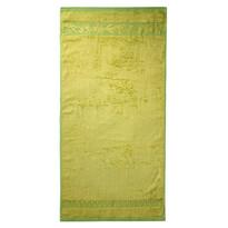 Ręcznik bambus Hanoi zielony, 50 x 100 cm